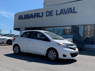 Used 2013 Toyota Yaris CE Hatchback ** Air climatisé ** for sale in Laval, QC
