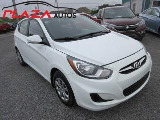 Used 2013 Hyundai Accent L for sale in Beauport, QC