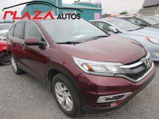 Used 2016 Honda CR-V SE AWD for sale in Beauport, QC
