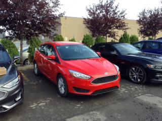 Used 2017 Ford Focus Hayon 5 portes SE for sale in Montréal, QC