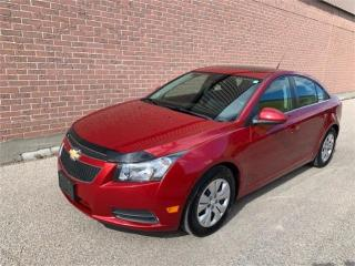 Used 2013 Chevrolet Cruze LT Turbo for sale in Ajax, ON