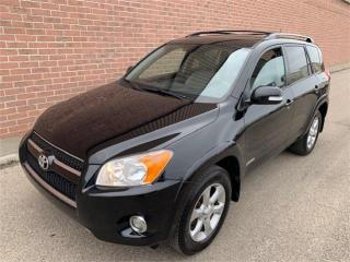 Used 2009 Toyota RAV4 LIMITED  for sale in Ajax, ON