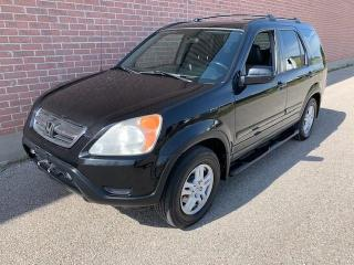 Used 2004 Honda CR-V EX-L for sale in Ajax, ON