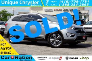 Used 2016 Hyundai Santa Fe XL LIMITED| AWD| SUNROOF| NAV| LEATHER| & MORE for sale in Burlington, ON