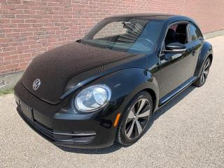 Used 2012 Volkswagen Beetle Premiere+ for sale in Ajax, ON