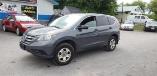 Used 2013 Honda CR-V LX for sale in Madoc, ON
