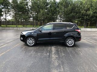 Used 2018 Ford Escape Titanium 4WD for sale in Cayuga, ON