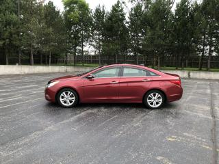 Used 2012 Hyundai Sonata Limited FWD for sale in Cayuga, ON