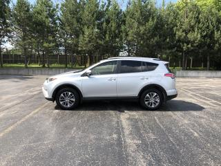 Used 2016 Toyota RAV4 XLE Hybrid AWD for sale in Cayuga, ON