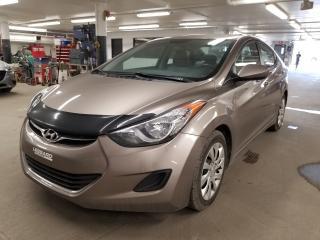 Used 2013 Hyundai Elantra GL A/C SIÈGES for sale in Québec, QC