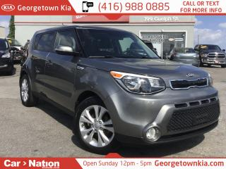 Used 2016 Kia Soul EX+ ECO   ALLOYS   HTD SEATS   1 OWNER for sale in Georgetown, ON