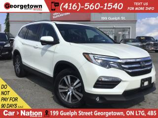 Used 2017 Honda Pilot EX-L w/RES | AWD | 7PASS | LEATHER| BU CAM for sale in Georgetown, ON