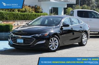 Used 2019 Chevrolet Malibu LT Heated Seats & Sunroof for sale in Coquitlam, BC
