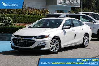 Used 2019 Chevrolet Malibu Hybrid Heated Seats & Backup Camera for sale in Coquitlam, BC