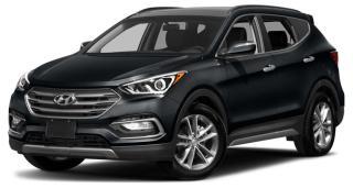 Used 2017 Hyundai Santa Fe Sport 2.0T Ultimate Accident Free, Moonroof, Nav, Leather heated seats, Adaptive Cruise, Lane Departure Technoly for sale in Okotoks, AB
