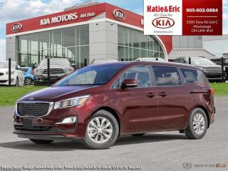 New 2019 Kia Sedona LX+ for sale in Mississauga, ON