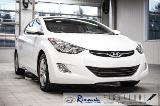 Used 2011 Hyundai Elantra GLS chez Rimouski Hyundai for sale in Rimouski, QC