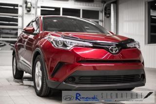 Used 2018 Toyota C-HR FWD XLE chez Rimouski Hyundai for sale in Rimouski, QC