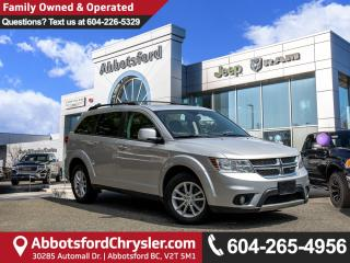 Used 2014 Dodge Journey SXT *ACCIDENT FREE* *LOCALLY DRIVEN* for sale in Abbotsford, BC