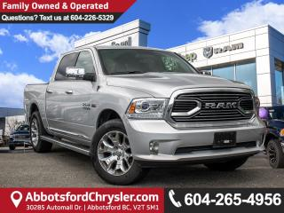 Used 2016 RAM 1500 Longhorn *ACCIDENT FREE* *LOCALLY DRIVEN* for sale in Abbotsford, BC