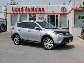 Used 2014 Toyota RAV4 LTD for sale in North York, ON