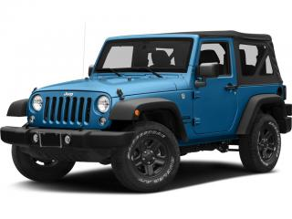 Used 2015 Jeep Wrangler Sport BC OWNED for sale in Abbotsford, BC