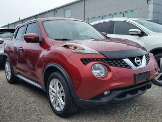 Used 2016 Nissan Juke SL AWD for sale in Cambridge, ON
