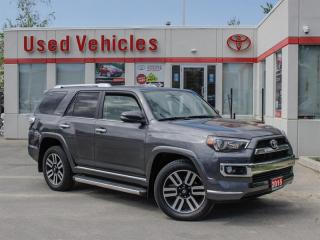 Used 2015 Toyota 4Runner LTD for sale in North York, ON