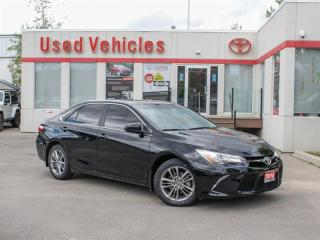 Used 2016 Toyota Camry SE for sale in North York, ON