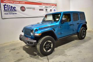 Used 2019 Jeep Wrangler Rubicon + Toit for sale in Sherbrooke, QC