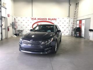 Used 2016 Kia Optima EX **CAMERA, CUIR, TOIT OUVRANT** for sale in Ste-Julie, QC