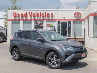 Used 2018 Toyota RAV4 LE AWD BCKP CAM for sale in North York, ON