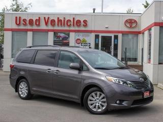 Used 2015 Toyota Sienna XLE AWD NAVI for sale in North York, ON