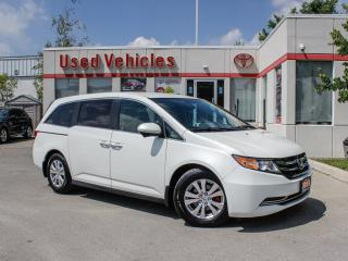 Used 2015 Honda Odyssey EX | BACKP. CAM | HTD. SEATS | 7 SEATER for sale in North York, ON
