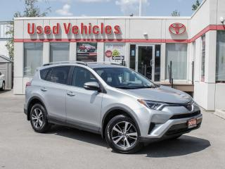 Used 2018 Toyota RAV4 LE AWD | BCKP. CAM | HTD. SEATS | ALLOY WHEELS | T for sale in North York, ON