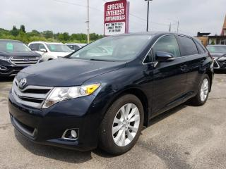 Used 2015 Toyota Venza REAR CAMERA !!  BLUE TOOTH !!  AWD !! for sale in Cambridge, ON