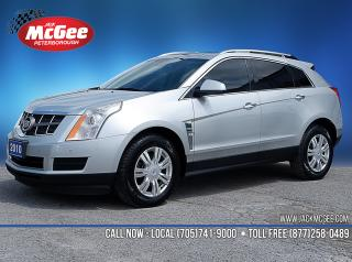 Used 2010 Cadillac SRX Luxury Collection for sale in Peterborough, ON