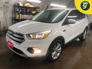 Used 2017 Ford Escape Sync 3 * Reverse camera with rear parking aid * Keyless entry * Dual climate control * Phone connect * Hands free steering wheel controls * Electronic for sale in Cambridge, ON