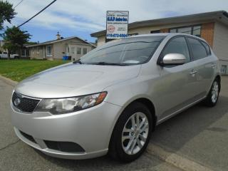 Used 2012 Kia Forte EX for sale in Ancienne Lorette, QC