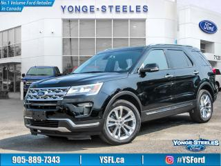 Used 2018 Ford Explorer LIMITED for sale in Thornhill, ON