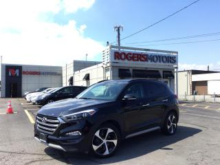 Used 2017 Hyundai Tucson LTD AWD - PANO ROOF - LEATHER - CAMERA for sale in Oakville, ON
