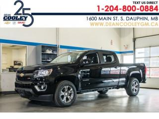 New 2019 Chevrolet Colorado 4WD Z71 for sale in Dauphin, MB