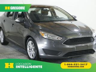 Used 2015 Ford Focus SE AC GR ELEC for sale in St-Léonard, QC