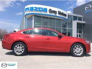 Used 2016 Mazda MAZDA6 GS, Heated Leather, Navigaiton, P. Sunroof for sale in Owen Sound, ON