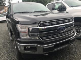 New 2019 Ford F-150 LARIAT 502A 2.7L SuperCrew for sale in Duncan, BC
