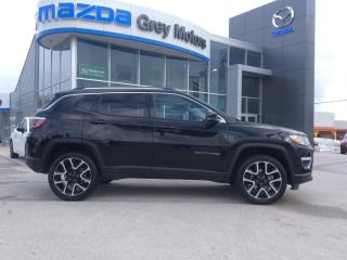 Used 2018 Jeep Compass Limited- for sale in Owen Sound, ON