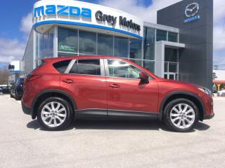 Used 2013 Mazda CX-5 GT- for sale in Owen Sound, ON