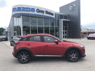 Used 2018 Mazda CX-3 GT- for sale in Owen Sound, ON