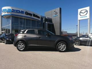 Used 2018 Mazda CX-3 GS for sale in Owen Sound, ON