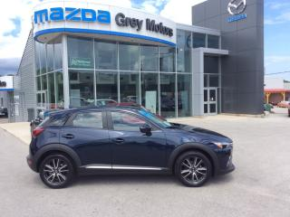 Used 2017 Mazda CX-3 GT for sale in Owen Sound, ON